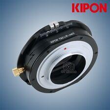 Kipon Tilt Shift Adapter for Leica R Mount Lens to Micro Four Thirds M4/3 Camera