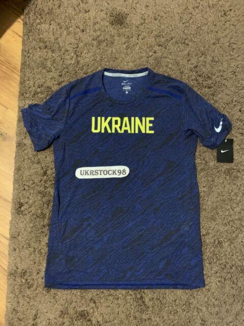 Ukraine Track T-shirt