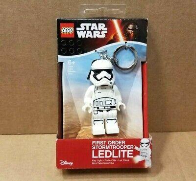 LEGO Star Wars First Order Stormtrooper with Blaster LED Key Chain Light Santoki