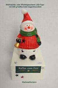 Kaffee-zum-Fest-200-g-mit-LED-Figur-Weihnachtsmann