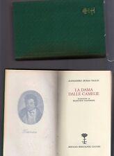 alessandro dumas figlio - la dama dalle camelie - edizione biblioteca romantica