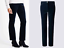 M/&S CLASSIC  Cord Straight Leg Jeans ~ Nearly Black
