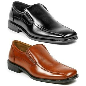 delli aldo mens loafers dress classic shoes w/ leather