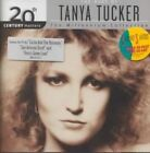 20th Century Masters - The Millennium Collection: The Best of Tanya Tucker by Tanya Tucker (CD, Oct-2000, MCA)