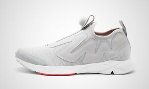 REEBOK-PUMP-SUPREME-HOODIE-Size-10-GREY-WHITE-BLUE-RED-BS7038-JAQTAPE-INSTAPUMP