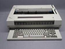 Ibm Lexmark Wheelwriter 3500 Electronic Display Typewriter 6787 008 30daywrnty For Sale Online Ebay