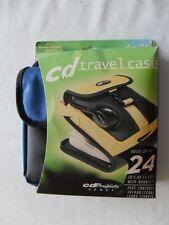 Targus dps-24 CD Travel case, Borsetta x lettore e x 24 CD serarate