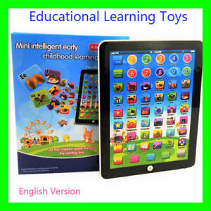 New-Kids-Children-TABLET-PAD-Educational-Learning-Toys-Gift-For-Boys-Girls-Baby