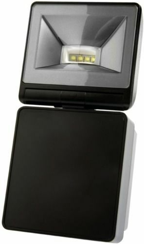 Timeguard LED100FLB 8W LED Energy Saver Floodlight Black