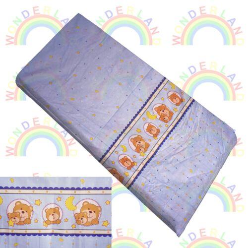FITTED SHEET crib moses basket cot bed junior bed toddler bed bassinet BOY GIRL