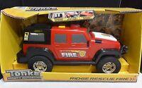 Tonka Mighty Motorized Ridge Rescue Fire