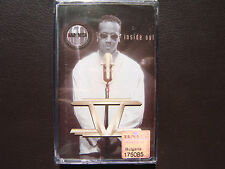 M.C. Hammer - V Inside Out AUDIO CASSETTE TAPE New, Sealed, BG edition, Rare