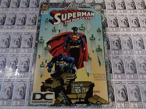 Superman-Man-of-Steel-1991-DC-Annual-3-DC-Universe-Logo-UPC-Variant-NM