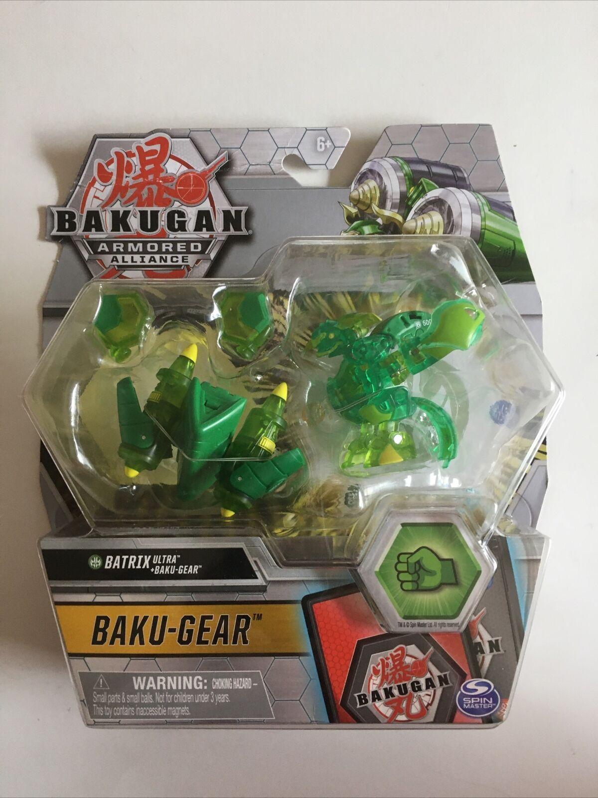 Ventus Batrix with Transforming Baku-Gear Bakugan Ultra Armored Alliance