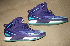 ADIDAS MENS D ROSE 6 BOOST PRIMEKNIT BASKETBALL TRAINERS SIZE 16 ... 81dfd0819e