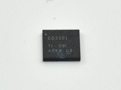 1 PC NEW CD3301RHHR CD3301 RHHR TI QFN 36pin Power IC Chip  Ship from US