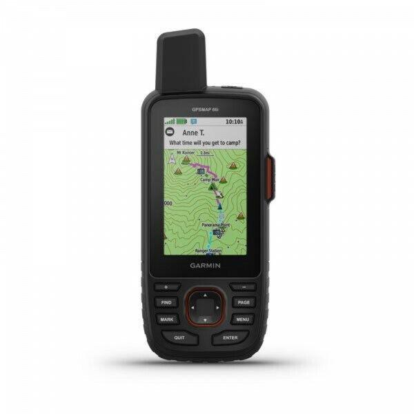 Garmin Gpsmap 66i de mano comunicador Satélite y al Aire Libre Gps 010-02088-01