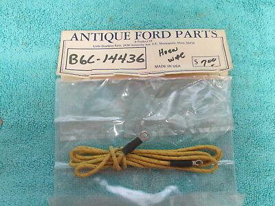 1956 FORD TRUCK HORN WIRING 318 | eBay