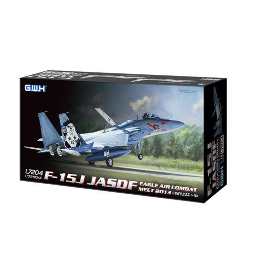 Great Wall Hobby L7204 1/72 JASDF F-15J Eagle Air Combat Meet 2013
