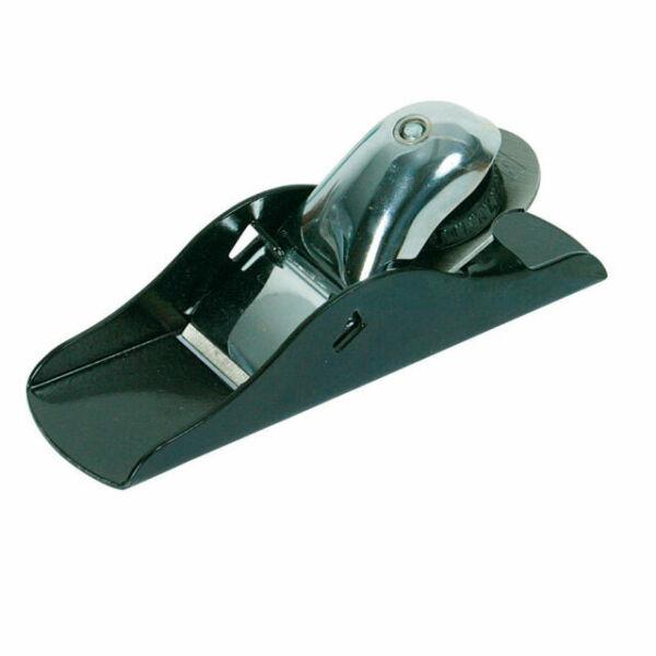 Silverline 633569 Block Plane No Blade 1mm 41 Woodwork 2 178 x 41mm