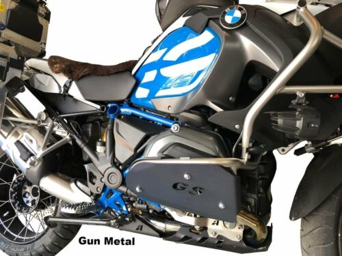 BMW R1250 GS and GSA Crash Bar Engine Guards with custom color and logo