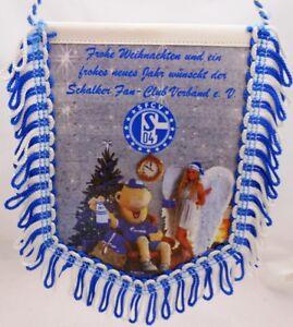 Wimpel-Banner-FC-Schalke-04-Frohe-Weihnachten-Fan-Edition-Erwin-SFCV-55
