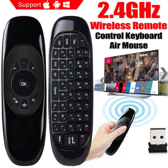 MX3 Pro 2.4G Kodi Remote with Backlit Mini Wireless Keyboard Mouse Air Control