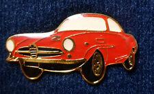 Pin Anstecker Anstecknadel Abzeichen sign Alfa Romeo Giulietta SS 1960  2 MK