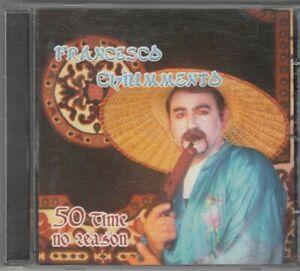 50 TIME NO REASON. Francesco Chiummento CD Audio Musicale
