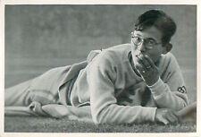 59. Naoto Tajima JAPAN JAPON Triple jump Saut OLYMPIC GAMES 1936 CARD