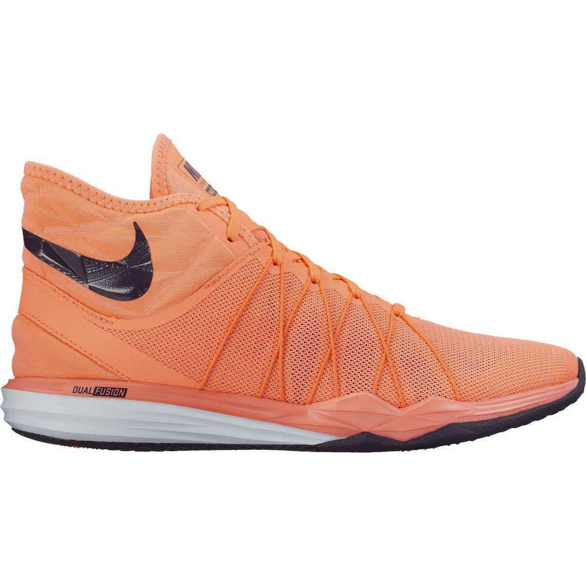 Femmes Nike Dualfusion Tr Frappé Baskets Montantes 852442 800
