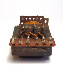 Loewe OPTA atr34 basal-transformadores/eintakt-transformador F. radio/tubos amplificadores