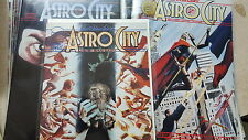 Alternative Comic lot astro city 1-6 1/2 1-14 16-22 nm bagged boarded