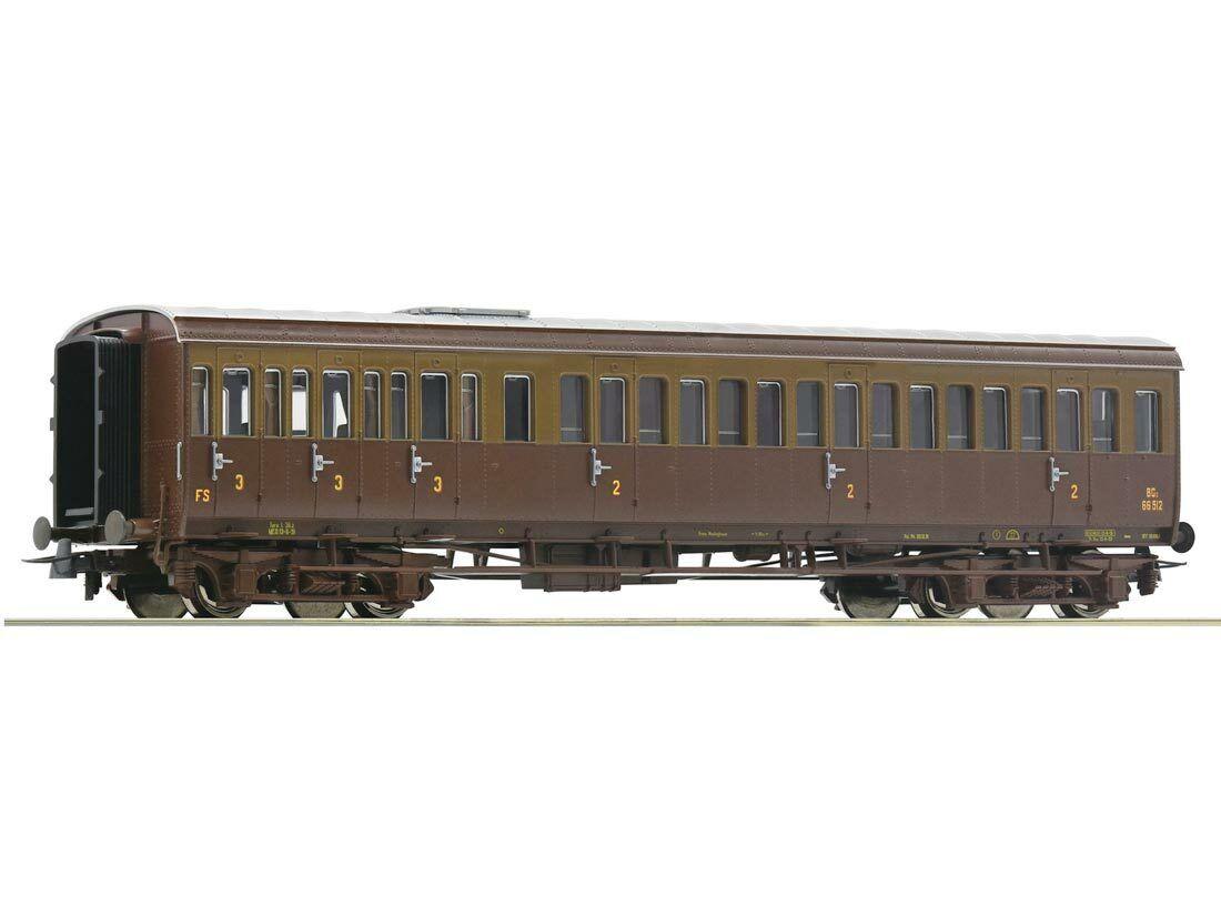 ROCO 74685 vagoni 2.3.kl. FS h0