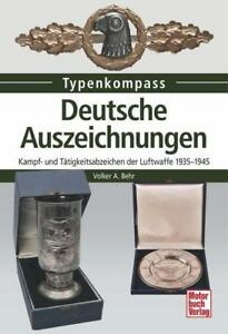 Deutsche-Auszeichnungen-von-Volker-A-Behr-2016-Taschenbuch