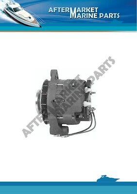 48120Q1 Mercruiser alternator 57-48120A1.. water pump belt replaces