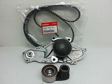 Honda/Acura V6 Genuine/OEM Timing Belt & Water Pump Kit