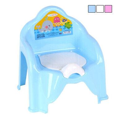 Kinder WC Kindertoilette Kindertopf Toilettentrainer Töpfchen Kindertöpfchen Klo