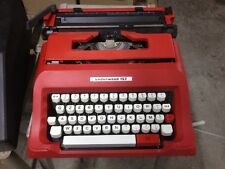macchina da scrivere Olivetti Underwood