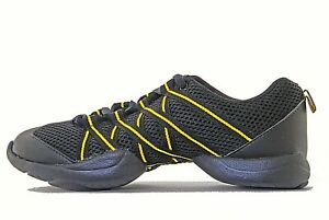 a41c6bbc64b Image is loading Bloch-Criss-Cross-S0524-Jazz-Sneaker-with-Coloured-