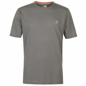 Karrimor-X-Lite-rapida-Camiseta-Para-Hombres-Caballeros-Rendimiento-De-Manga-Corta-Camiseta-Top