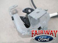 99 Thru 04 F-150 Super Cab Ford Rear Door Upper Latch W/ Cable Rh & Lh Pair