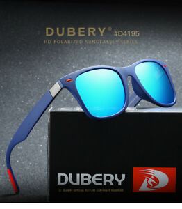 3011e08a373 LE DUBERY Men Polarized Sunglasses Plated Film Goggles Sport Driving ...