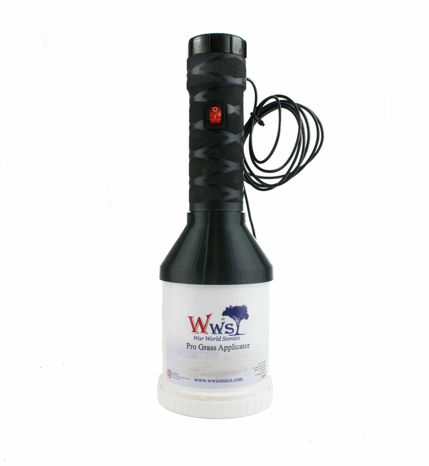 WWS Aplicador Pro Grass Grand de hierba estática – Modelismo Ferroviario