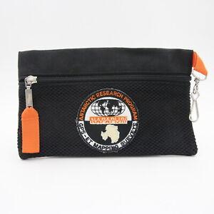 New Timberland 900D Sling Zip Hip Waist Bag Bum Bag Fanny Pack Black White BNWT