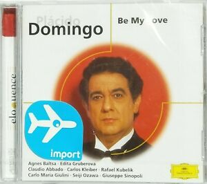 CD-PLACIDO-DOMINGO-BE-MY-LOVE-neuf-sous-blister
