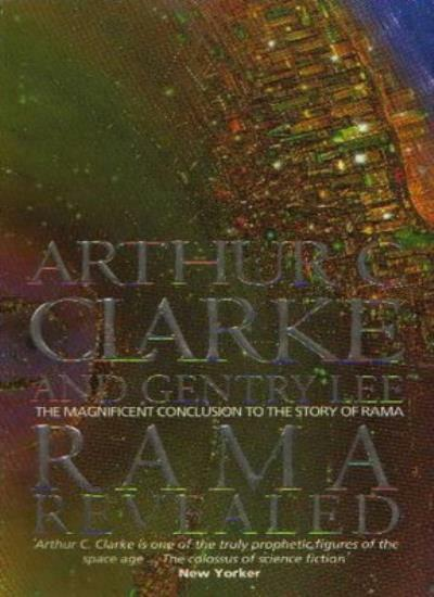 Rama Revealed By Arthur C. Clarke, Gentry Lee. 9781857232523