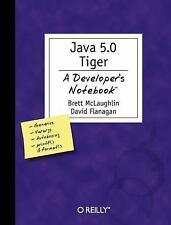Developer's Notebook: Java 5.0 Tiger by Brett McLaughlin and David Flanagan...