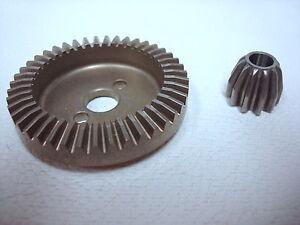 Metabo-Genuine-Grinder-Gear-Set-Part-31603017-For-W10-150-WE14-150-WEP14-150
