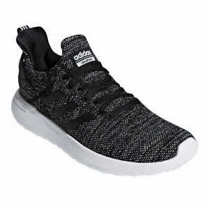 NEW-Adidas-Men-039-s-Black-Gray-White-Lite-Racer-BYD-Running-Shoes-Variety-in-Size